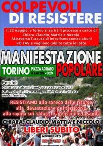 10 maggio manifestazione